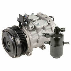 For Mercedes 190d And 190e Ac Compressor W/ A/c Drier Csw
