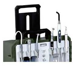 Tpc Dental Pc-2930 Portable Dental System W/ Scaler And Led Curing Light 4 Hole
