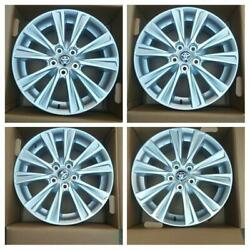 Jdm Super Beauty 30 Series Late Alpha Dust Genuine Wheel 18 Inches