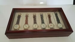 Walt Disney Company Fossil Limited Edition Complete 6-watch Collection Nib