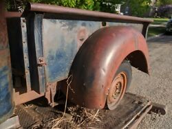 Bed Box Pickup Truck Chevy 1946 1942 1941 41 42 46 Chevrolet Gmc Pick Up