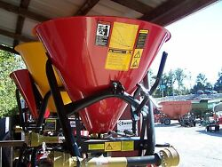 New Tar River Sss-300 3 Pt. Spreader/seeder Free 1000 Mile Shipping From Ky