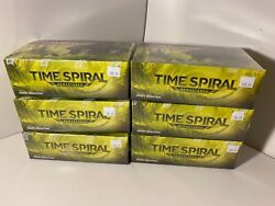 Case Mtg Time Spiral Remastered 6x Booster Box Sealed English