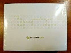 Ancestry Dna Genetic Testing Test Kit Ancestry Genealogy New And Sealed