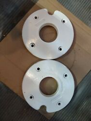 Sears Suburban Cast Iron Wheel Weights Ss12 12 Wheels 33 Pounds Each 1307h1