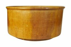 Indian Creation Golden Stone Curd Bowl Yellow Stone From Jaiselmer 6 Inch