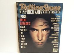 Nine Inch Nails - Rolling Stone Magazine - September 8th, 1994 - Issue 690
