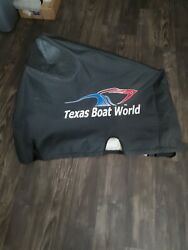 Mercury Marine Outboard 200-300 Hp Pro Xs Vented Engine Cover