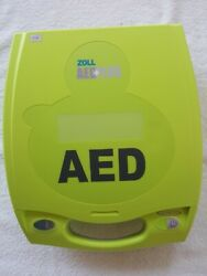 Zoll Aed Plus Ps Series Defibrillator Fully Automatic With Batteries New