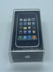 New Iphone 3gs 32gb Black Factory Sealed And Factory Unlocked Rare Graded 85