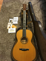 2007 C F Martin Arts And Crafts 2 000 Size Limited Edition Acoustic Guitar