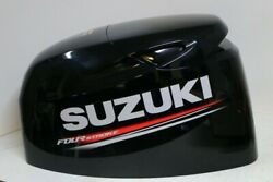Suzuki Four Stroke Outboard Engine Motor Cowling Top Cover 60 Hp