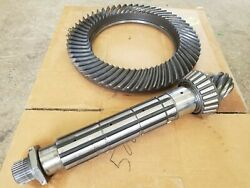 Used John Deere Ring Gear And Pinion Set Ar71696