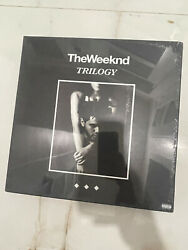 The Weeknd Trilogy Vinyl - Second Pressing