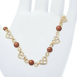 Bracelet Gold Or Silver Customize W/ 6mm Gemstones, Pearls Or Beads 730 And 731