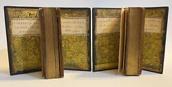English 1767 Bible / Scottish Bindings The Holy Bible Containing The Old 1767