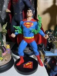 Limited To 5000 Superman Statues Worldwide Kryptonite Nevermore Japan
