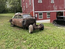 1948 Cadillac Sedan Fleetwood Special Body Roller Have Tires With Air May Del