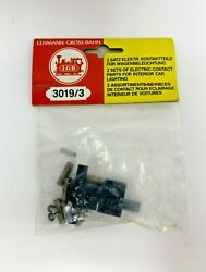 Lgb 3019/3 G Scale Interior Lighting Electronic Pickup New In Package