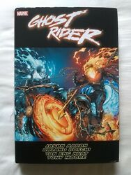 Ghost Rider Omnibus Jason Aaron Complete Collection Rare Wolverine Thor Avengers
