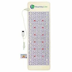 Healthyline Advanced Multi-purpose Gemstone Heating Pad For Pain Relief – Far...