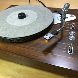 Pioneer Pl1250 Vintage Record Direct Drive Player System Dj Turntable Electronic