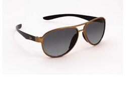 Flying Eyes Kestrel Aviator Sunglasses - Bronz And Black New And Authentic
