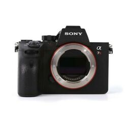 Sony Alpha A7r Iii Mirrorless Digital Camera Body Only Ilce7rm3a New Model Uk