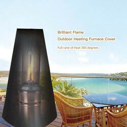 Chiminea Cover Large Waterproof Dustproof Uv Heavy Duty Outdoor Furniture Cover