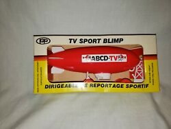 Vintage New - Processed Plastic Co. - Tv Sport Blimp - Dirigeable - 5350 Cananda