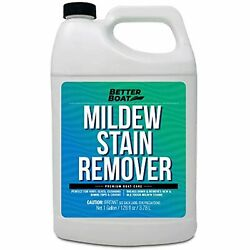 Mildew Stain Remover Cleaner Seats Fabric Vinyl Mold Stain Removal Gallon Size