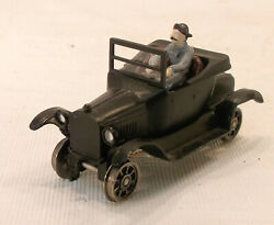 On3 Brass/cast Precision Scale Co Powered Model T Rail Inspection Car Fac Paint
