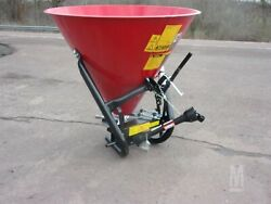 New Tar River Sss-500 3 Pt. Spreader/seeder Free 1000 Mile Shipping From Ky