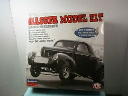 1/18 Scale Acme 1940 Ford Gasser Customizing Diecast Model Kit