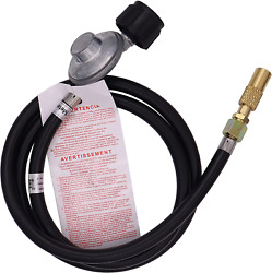 Qcc1 5ft Lp Hose And Fitting Adapter Propane Regulator For Coleman Roadtrip Lxe