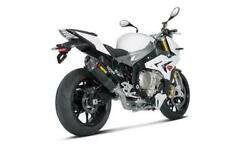 Bmw S1000r Akrapovic Racing Conical Carbon Full Exhaust System Stainless Header