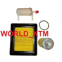 Fuel Filteroil Filter Air Filter And O Ring Service Kit For Ktm Rc 200 390
