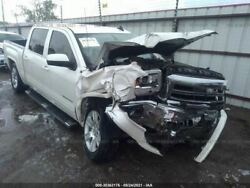 Driver Front Door Classic Style Fits 14-19 Silverado 1500 Pickup 2422483