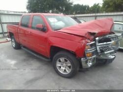 Driver Front Door Classic Style Fits 14-19 Silverado 1500 Pickup 2405483