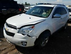 Automatic Transmission Awd 6 Speed Opt Mhc Fits 10 Equinox 2177131