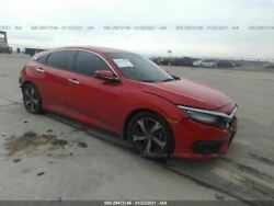 Engine 1.5l Turbo Vin 3 6th Digit Coupe 174 Hp Fits 16-19 Civic 2331669
