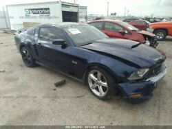 Driver Left Front Door Electric Coupe Fits 10-12 Mustang 2450352
