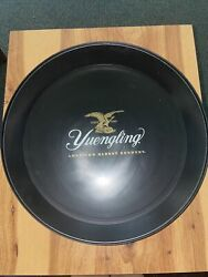 Brand New Yuengling Beer Brewery Lager Plastic Black Serving Tray Bar Mancave