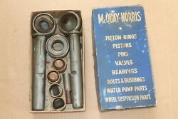 Nors 1935 1936 Ford Mcquay-norris K-10 Spindle Bolt King Pin Set Rat Hot Rod