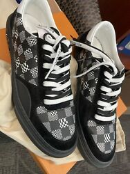 Louis Vuitton Ollie Sneaker Us Size 12 Brand New In Original Packaging Sold Out