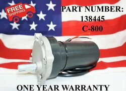 138445 C-800 Lippert Components Rv Electric Stabilizer Jack Motor Free Shipping