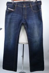 Diesel Zatiny Jeans Bootcut Fit Men Size 36 X 34 Made In The Usa