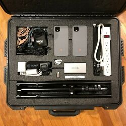 Smartphone Video Kit With 2 Google Pixel Xl And 1 Samsung Galaxy Tablet