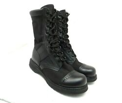 Corcoran Men's 10 Marauder Safety Tactical Boot 17146 Made In Usa Black 6.5ee