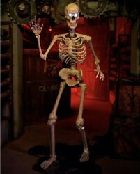 Spirit Halloween Prop 6 Ft. Grim Animatronic - Sold Out In Stores